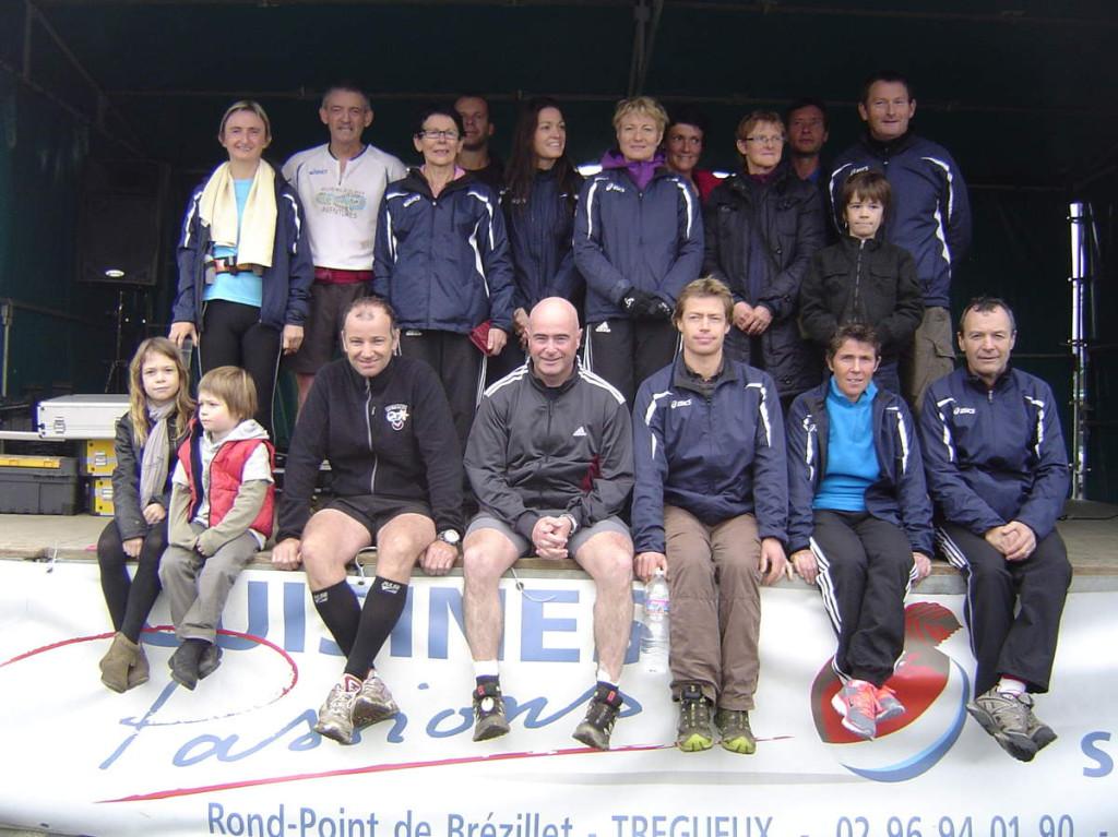 trail de plaintel 2011